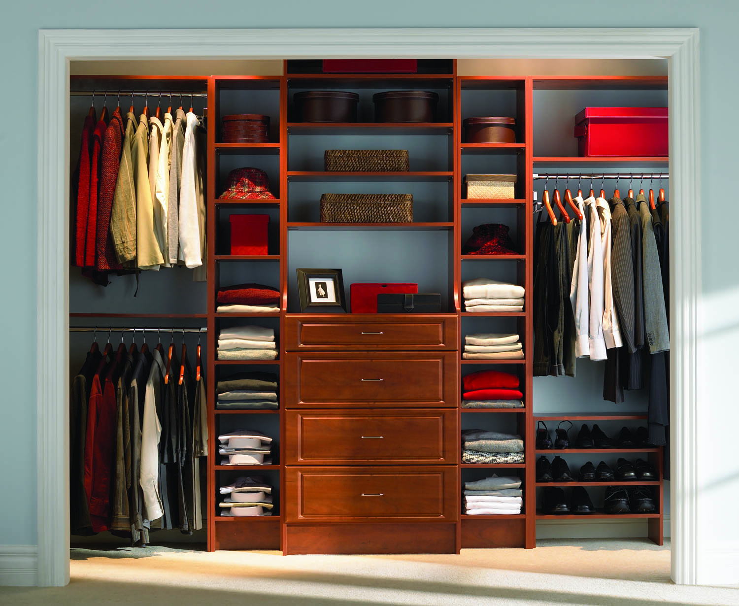 Custom Closets Wilmington Nc Organizing Systems Walk In